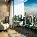 Cho thuê căn hộ cao cấp Center Point số 110 Cầu Giấy, 2 phòng ngủ, đồ cơ bản.