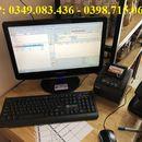 Bán máy tính tiền nguyên bộ cho Siêu Thị Tự Chọn tại Hà Nội