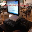 Bán máy tính tiền nguyên bộ cho quán Cafe, quán Sinh Tố tại Hà Nội