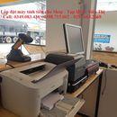 Bán máy tính tiền nguyên bộ cho Shop Thời Trang, Siêu Thị Mini tại Hà Nội