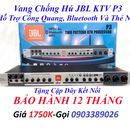 Vang Karaoke JBL-P3 Bluetooth, Optical, model 2019
