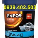 DẦU ĐỘNG CƠ ENEOS CF-4 15W40 18 lít