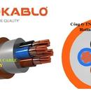 Cáp tín hiệu chống cháy, lõi mềm Trio Kablo/Turkey