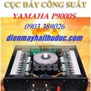 Cục đẩy Main công suất Yamaha P9000S Made in Indonesia