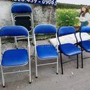 ghế xếp hoà phát giá rẻ