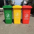 cần bán thùng rác nhựa HDPE 240L