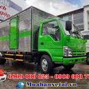 xe tải ISUZU VM 1.9 Tấn thùng kín 6m2