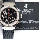 Đồng hồ Hublot Big Bang vành kim cương size 41mm