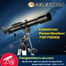 Kính thiên văn Celestron 70F700EQ PowerSeeker