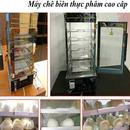 Tủ hấp bánh bao 5 khay 0917791981