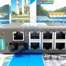 EDS-208-M-ST: Entry-Level Unmanaged Ethernet Switch with 7 10/100BaseT(X) ports and 1 100BaseFX