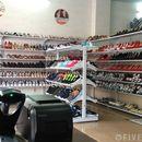 Kệ trưng bày cho các shop giày dép