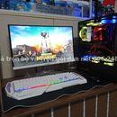 Intel H310 i3-9100 R8Gb Màn 24 Cong GTX1050Ti - 4Gb Psu X450 Bàn Ghế