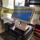 Bán máy tính tiền nguyên bộ cho quán Gà Rán - BBQ giá rẻ tại quận 1 tphcm