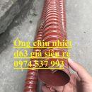 Ống chịu nhiệt silicon D150,ống dẫn khí nóng giá siêu rẻ