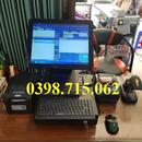 Bán máy tính tiền nguyên bộ cho Siêu Thị Mini, Tạp Hóa Tự Chọn tại TPHCM
