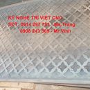 khung bảo vệ cửa sổ, hàng rào CNC