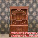 Kệ trưng bày gỗ cao cấp 1,2m giá tốt