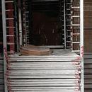 Xe sấy nông sản làm bằng sắt hộp inox 304