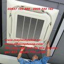 Chuyên cung cấp và thi công lắp đặt máy lạnh âm trần công suất 5hp cho các hội trường -phòng học