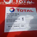 Dầu thủy lực Acantis HM 68 phuy 208L