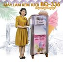 Thanh lý  MÁY LÀM KEM TƯƠI BQ-336