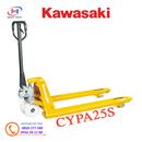 Xe nâng tay Kawasaki Thương hiệu Nhật Bản Model CYPA25S