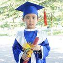 Đồng phục tốt nghiệp dành cho trẻ em mầm non