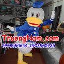 Mascot  hoạt hình, mascot động vật phục vụ  lễ tổng kết năm học