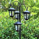 Các loại tay chùm cột đèn sân vườn