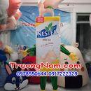 Mascot Mô Hình Họp Sữa Nestea- Mô Hình Hộp Sữa Milo