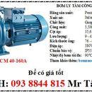 Cung cấp máy bơm nước Pentax nhập khẩu Italia model CM 40-160A