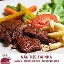 Thịt bò nướng (Nấu tiệc tại nhà)