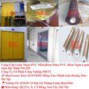 Rèm Nhựa PVC,Rèm Ngăn Lạnh,Cuộn nhựa PVC
