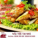Nấu cánh gà chiên nước mắm (Nấu tiệc tại nhà)