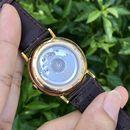 Đồng hồ Longines L4.785.8 vàng hồng đúc, đẹp nhẹ nhàng tinh tế