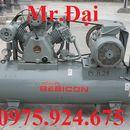 Máy nén khí cũ Hitachi Nhật Bản 2.2kw, 3.7kw, 5.5kw, 7.5kw, 11kw, 15kw