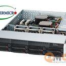 Vỏ case (Cây) máy chủ Supermicro CSE-825TQ-R700LPB Rack 2U Server