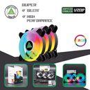 Bộ Kit 3 Fan VSPTECH V207 LED ARGB