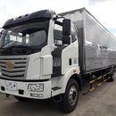 giá xe tải faw 7 tấn thùng dài 9m7