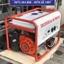 Máy Phát Điện Honda SH7500EX - 6.0kw (Đề Nổ), Máy phát điện Honda giá rẻ nhất thị trường