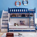 giường tầng gỗ sồi 1,4m* 2m*1,7m
