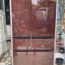 Tủ lạnh nội địa NHẬT #HITACHIR-XG4800G (XT) 475L 2017hàng Like New, màu nâu đỏ