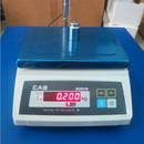 Cân Điện Tử Chống Nước CAS SW 1WR 10 (10kg/1g), Cân điện tử giá rẻ nhất thị trường, mới 100%