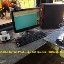 Lắp đặt combo tính tiền giá rẻ cho quán trà sữa tại Bình Phước