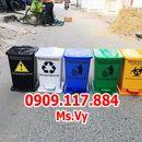thùng rác y tế 15 lít