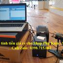 Chuyên bán phần mềm tính tiền, thiết bị tính tiền cho shop quần áo tại TPHCM