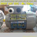ACM 180 M-4/HE – Động cơ điện 3 pha – AC Motoren Vietnam – Đại lí phân phối AC Motoren