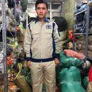 Bộ quần áo bảo hộ lao động