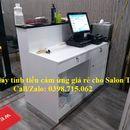 Bán phần mềm tính tiền giá rẻ cho salon tóc tại Đà Nẵng